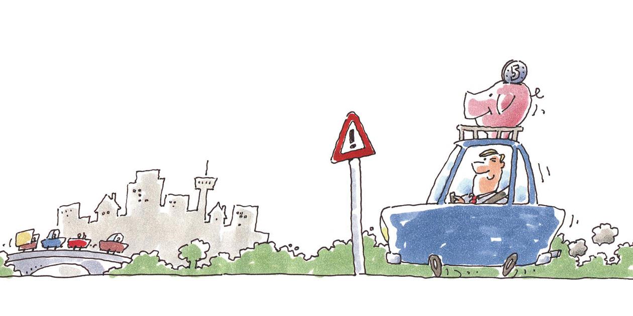 Sicher fahren und sparen - Ministerium für Umwelt und Verkehr Baden-Württemberg