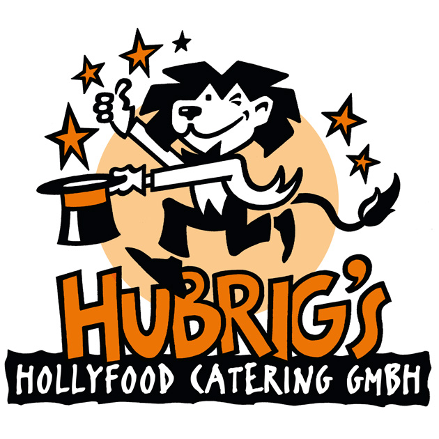 Logo Hubrig´s Hollyfood Catering