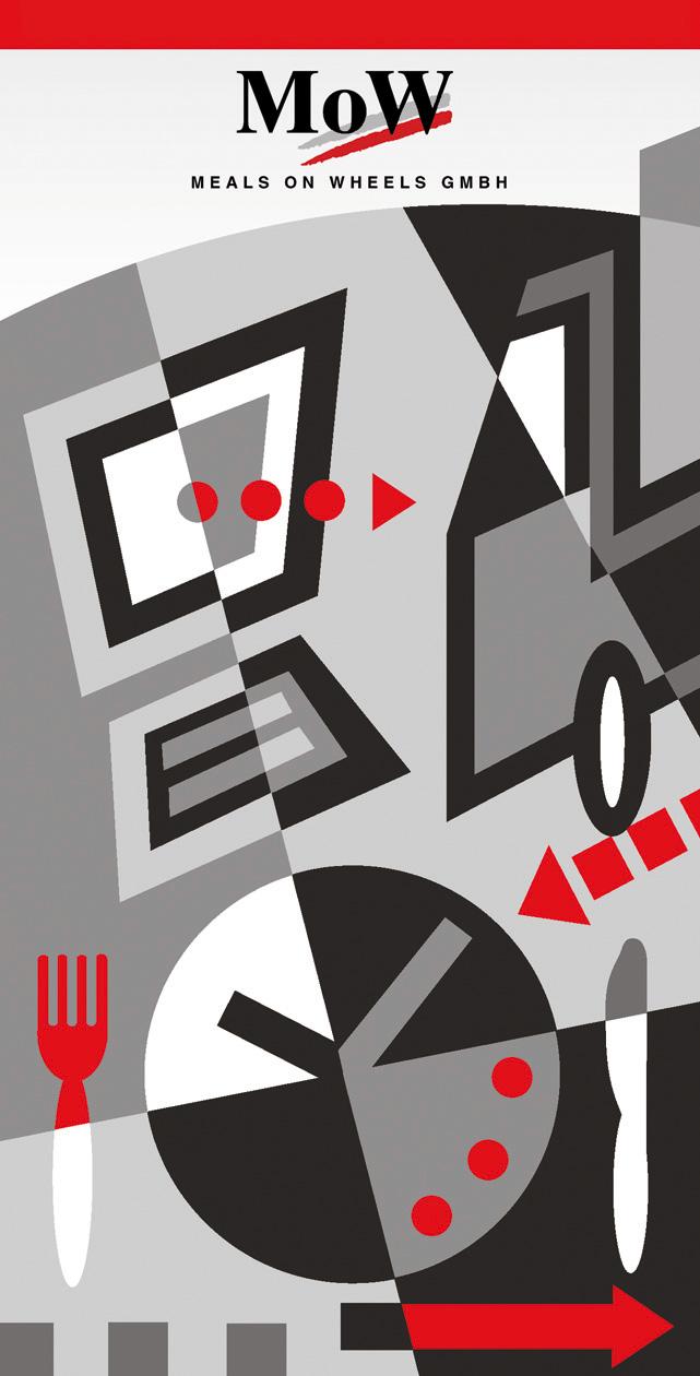 Meals on Wheels - Titelseite Folder